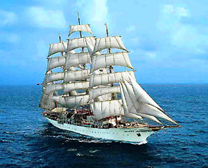 SS Sea Cloud